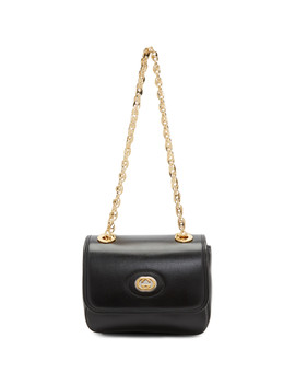 Black Marina Bag by Gucci