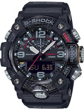Casio G Shock Master Of G Mudmaster Carbon Quad Sensor Watch Ggb100 1 A by Ebay Seller