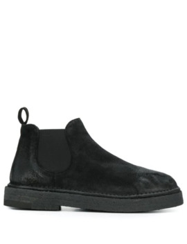 Low Rise Ankle Boots by Marsèll