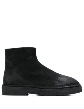 Side Zipped Ankle Boots by Marsèll