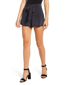 Gigi Print Silk Shorts by Rails