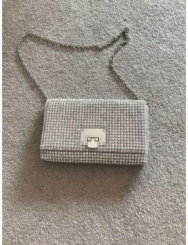Next Silver Clutch Bag by Ebay Seller