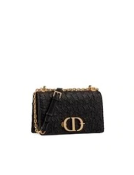 30 Montaigne Lambskin Bag With Chain by Dior
