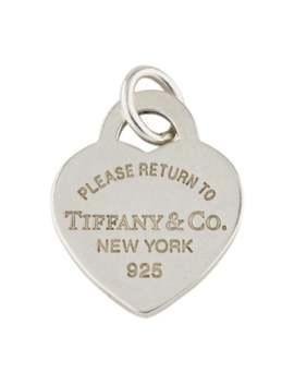 Return To Tiffany Enamel Heart Tag Charm by Tiffany & Co.