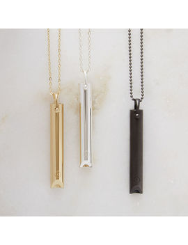 Mindful Breathing Necklace by Uncommon Goods