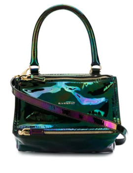 Holographic Pandora Tote Bag by Givenchy