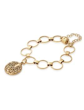 Path Of Life Magnetic Charm Bracelet Rafaelian Gold by Alex And Ani