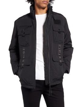 Hooded Field Jacket by Wesc