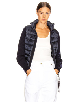 Tricot Cardigan by Moncler