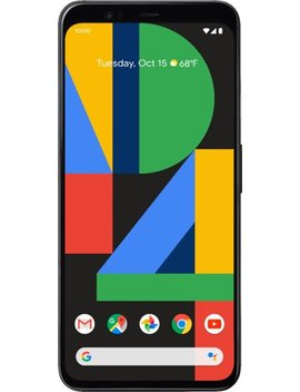 Pixel 4 Xl With 64 Gb Cell Phone (Unlocked)   Just Black by Google