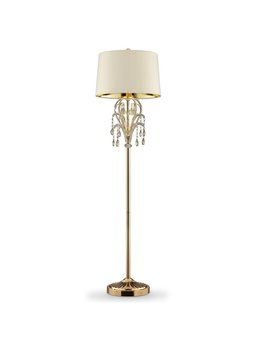 "Whately 62"" Candelabra Floor Lamp by House Of Hampton"