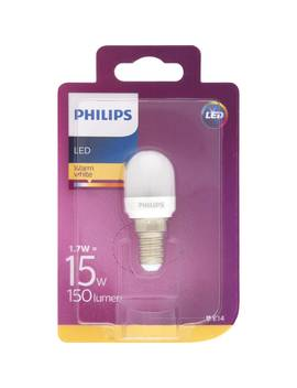 Philips 1.7w E14 Led Mini Globe Warm White Each by Woolworths