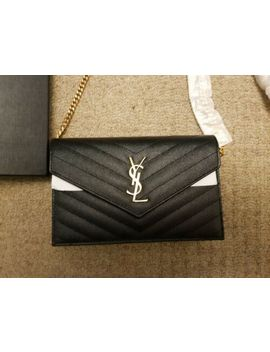Ysl Saint Laurent Envelope Cross Body Bag by Ebay Seller