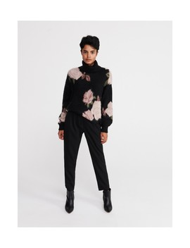 Rose Print Jumper by Reserved