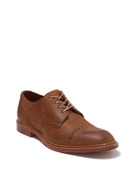Kitsap Cap Toe Derby by Allen Edmonds