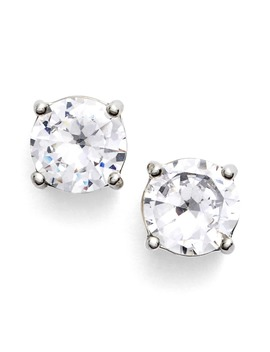 Crystal Stud Earrings by Givenchy