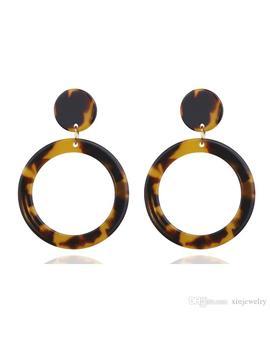 Luxury Leopard Design Earrings Noble Ring Hoop Huggie Dangle Chandelier Popular Wedding Banquet Pretty Women Jewelry by D Hgate.Com