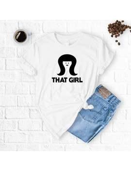 That Girl T Shirt, Friends Shirt, Friends Tee, Friends Tee, Rachel Monica Shirt, Phoebe Buffay Shirt, Tumblr Shirt, Hipster Shirt by Etsy