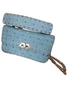 Rockstud Spike Handbag by Valentino