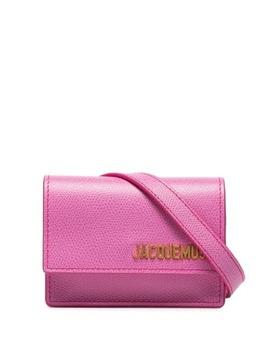 Le Cienture Bello Belt Bag by Jacquemus