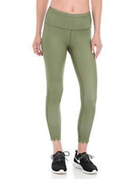 Scallop Hem Leggings by Crown & Ivy™
