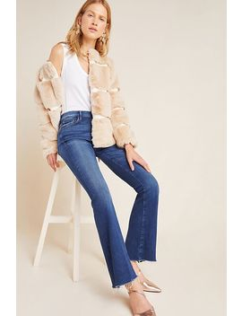 Mother The Weekender High Rise Bootcut Jeans by Mother