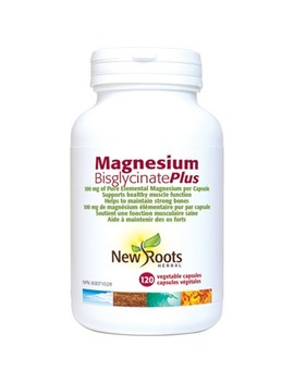 New Roots Herbal Magnesium Bisglycinate Plus by Well