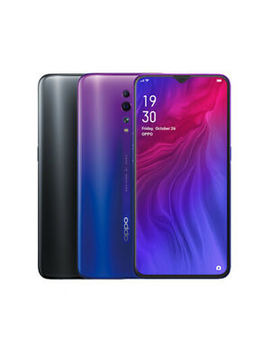 "Oppo Reno Z (Dual Sim 4 G/4 G, 6.4"", 48 Mp, 128 Gb/8 Gb)   Purple / Black   [Au Stock by Oppo"