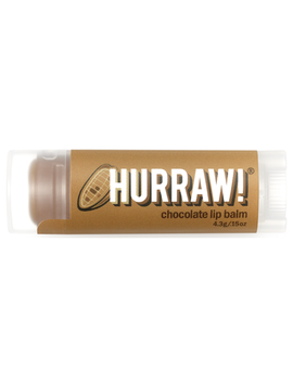 Hurraw Chocolate Lip Balm by Well