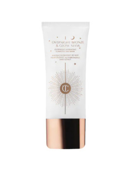 Overnight Bronze And Glow Mask by Charlotte Tilbury
