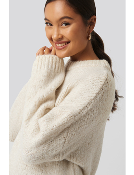 Darya Sweater Beige by Mango