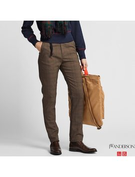 Women Straight Pants (Jw Anderson) by Uniqlo