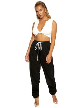 String U Along Windbreaker Joggers by Naked Wardrobe