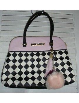 Betsey Johnson Large Purse Handbag Euc! L@@K! by Ebay Seller