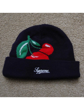 Cherry Beanie by Supreme  ×