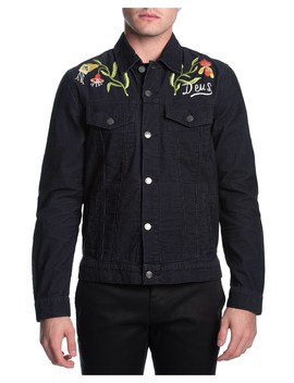 Ronald Orchid Jacket by Deus Ex Machina