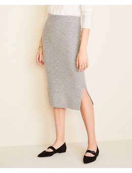 Cashmere Skirt by Ann Taylor