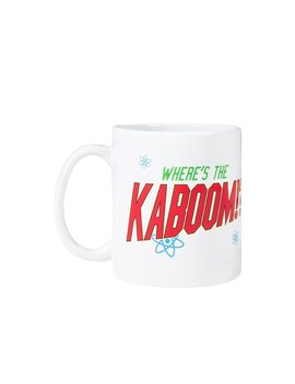 Marvin Kaboom Mug by The Hundreds