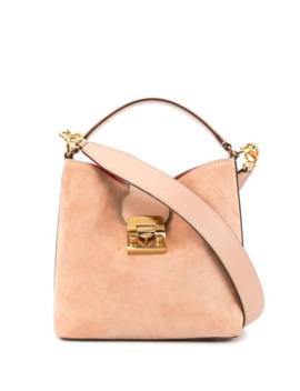 Small Murphy Bucket Bag by Mark Cross