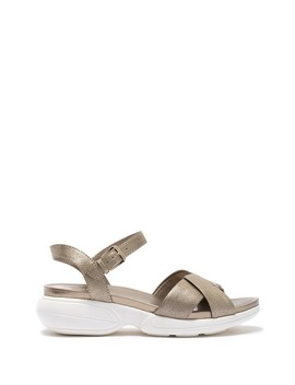 Finlee White Sole Strappy Sandal by Naturalizer