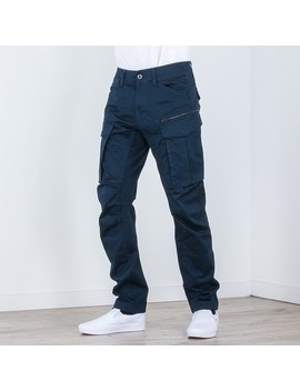 Rovic Zip 3 D Tapered Cargo Pants by G Star Raw  ×