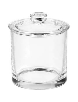 Better Homes & Gardens Glass Bathroom Vanity Apothecary Jar  Set Of 2 by Better Homes & Gardens