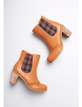 Mixed Signals Ankle Boot by Royal Monk