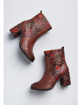 going-west-studded-ankle-boot by modcloth