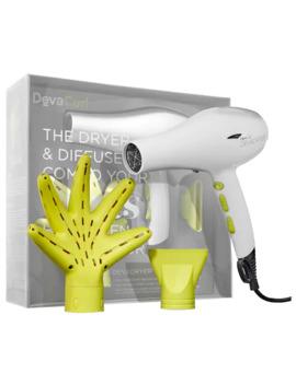 Devadryer™ & Devafuser™ Dryer & Diffuser Combo For All Curl Kind by Deva Curl