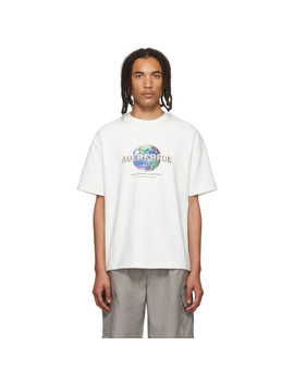 White Studia T Shirt by Ader Error