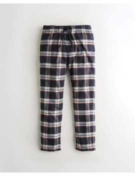 Flannel Sleep Pants by Hollister
