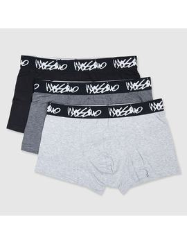 Mossimo 3 Pack Trunks   Multi by Target