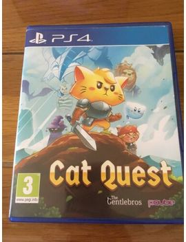Ps4 Cat Quest by Ebay Seller