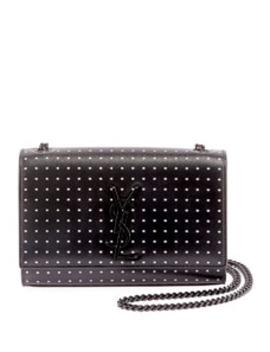 New Kate Small Ysl Monogram Dash Print Crossbody Bag by Saint Laurent